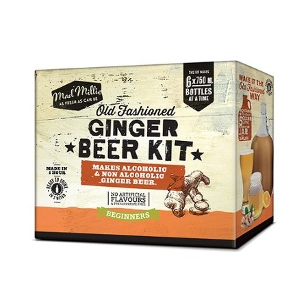 Mad Millie ginger beer kit