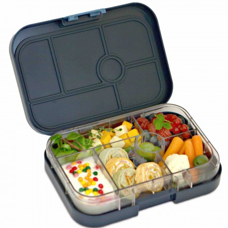 yumbox leak proof lunch box original espace blue biome. Black Bedroom Furniture Sets. Home Design Ideas