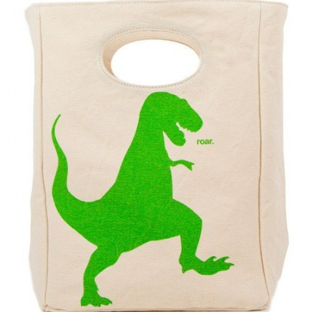 Fluf Lunch Bag T-Rex