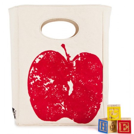 Fluf Lunch Bag Apple