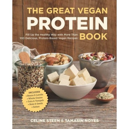 Book - The Great Vegan Protein Book