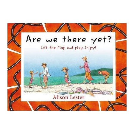 Book - Are we there yet? I-spy