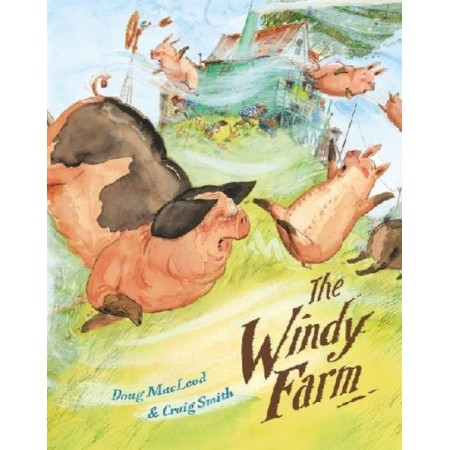 Book - The Windy Farm