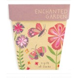 Sow 'n Sow Seed Card Enchanted Garden