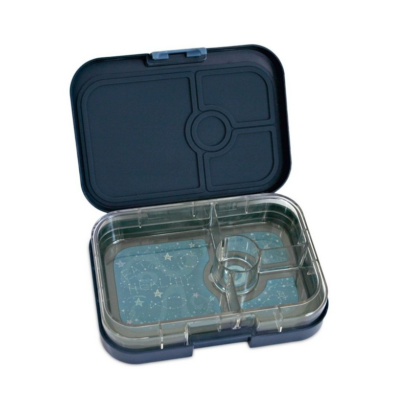 yumbox bento lunch box panino espace blue biome. Black Bedroom Furniture Sets. Home Design Ideas