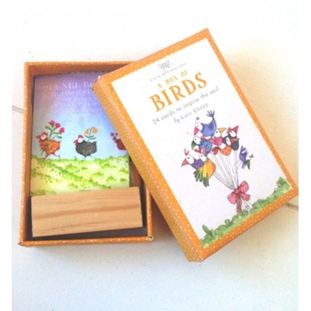 Twigseeds by Kate Knapp's little affirmations - a box of birds