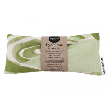WheatBags herbal eye pillow - Lavender olive