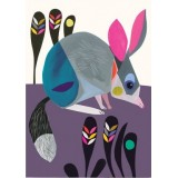 Earth Greetings 'Inaluxe' card - Bilby