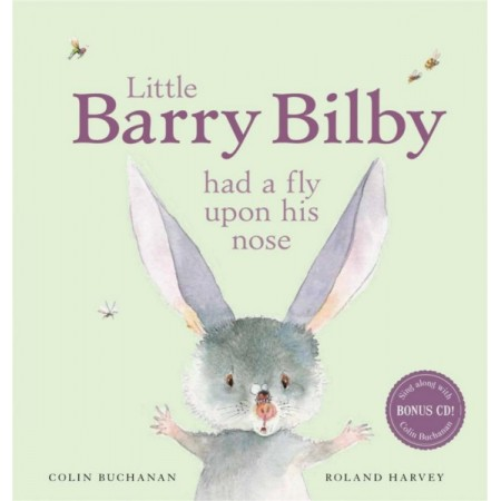 Little Barry Bilby with bonus singalong CD