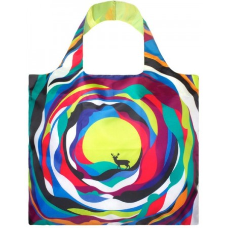 Loqi shopping bag - Psychedelic