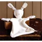 Natures Purest - Pure Love Comforter Bunny Colour: Cream