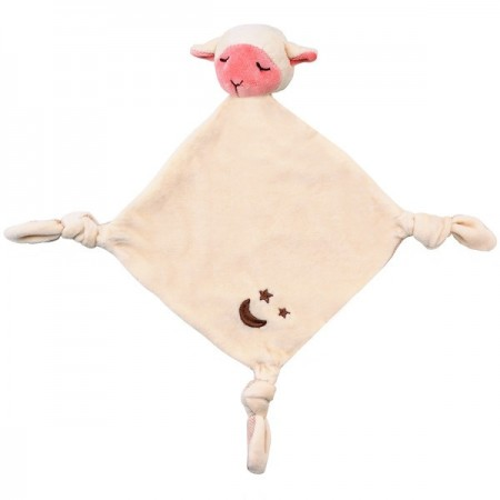Sleepytime Lovie Blanket - Lamb