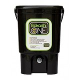 Bokashi compost bin - black (bin only)