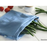4MyEarth reusable food bag - Denim