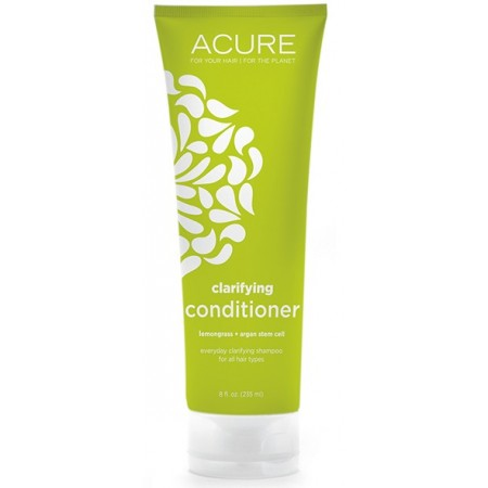 Acure conditioner clarifying lemongrass