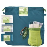 ChicoBag reusable mini produce bag kit - set of 3 pear