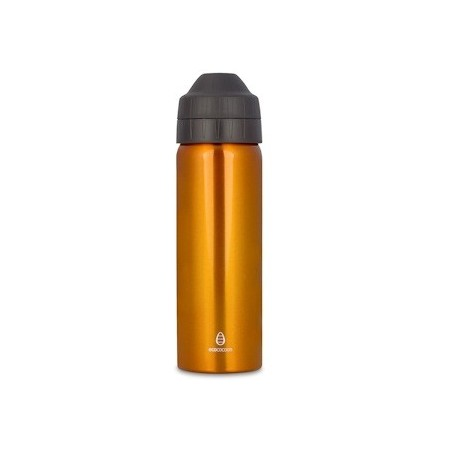 Ecococoon 600ml Amber Stainless Steel Water Bottle