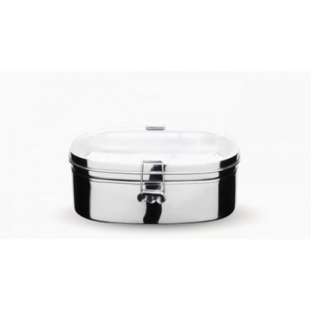 Onyx Stainless Steel Two Layer Sandwich Box
