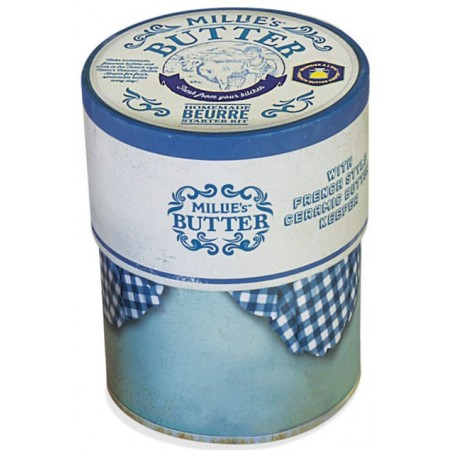 Mad Millie Traditional Butter Kit