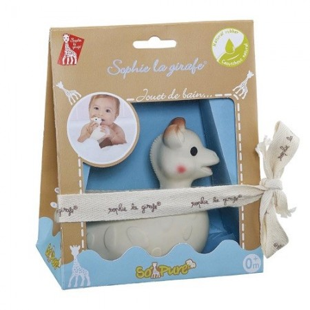 Sophie The Giraffe So'Pure Bath Toy
