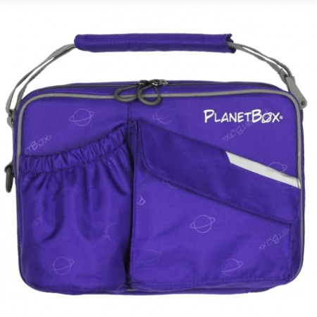 Planetbox Rover carry bag - purple NEW style
