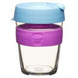 KeepCup medium glass cup 12oz (340ml) – lavender
