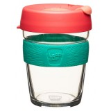 KeepCup medium glass cup 12oz (340ml) – fig