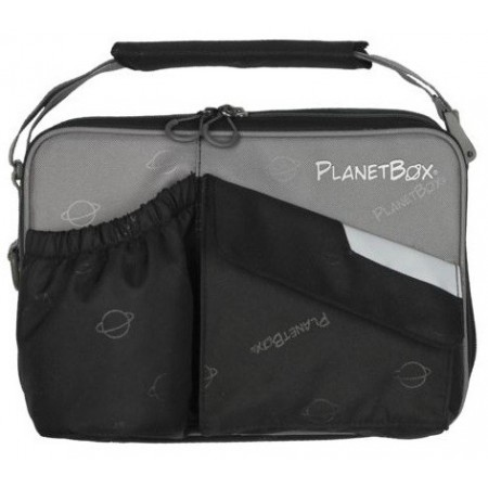 Planetbox Rover carry bag - black NEW style