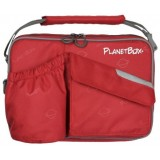 Planetbox Rover carry bag - red NEW style