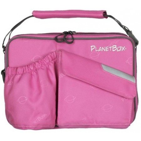 Planetbox Rover carry bag - pink NEW style