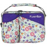 Planetbox Rover carry bag - botanical NEW style