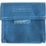 4MyEarth Snack Pocket single (1) - Denim