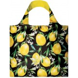Loqi Shopping Bag - Juicy Lemons