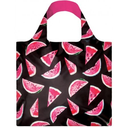 Loqi Shopping Bag - Juicy Watermelon