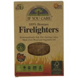 If You Care Firelighters (28 pieces)