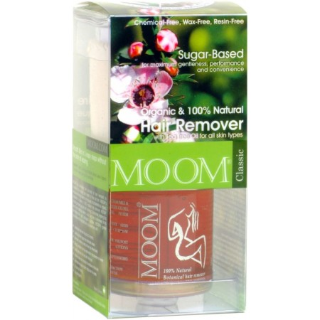MOOM Hair Removal Kit - Classic Tea Tree