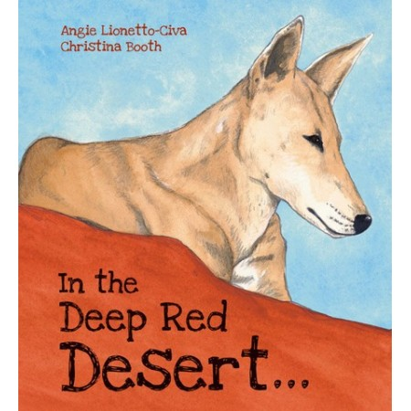 In The Deep Red Desert