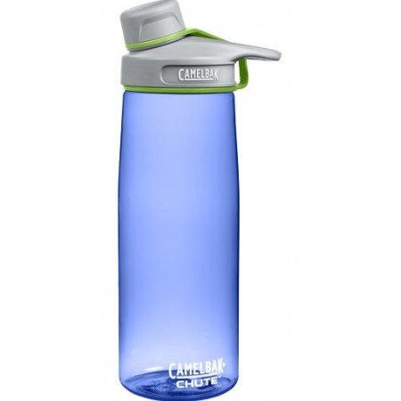 Camelbak 750ml Plastic Water Bottle Chute - hydrangea