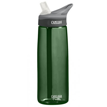 Camelbak 750ml Plastic Water Bottle Eddy - hunter