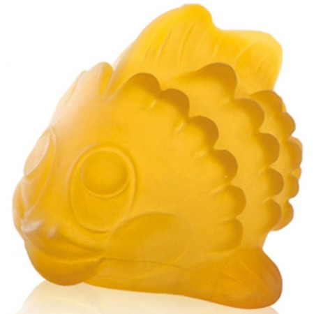Hevea Natural Bath Toy - Polly Fish