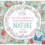 Colouring Cards And Envelopes Nature