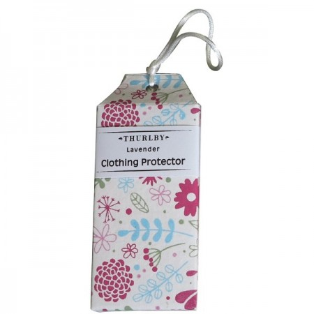 Thurlby Garden Party Clothing Protector - Lavender