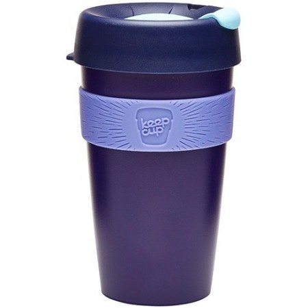 KeepCup large coffee cup 16oz (470ml) – blueberry
