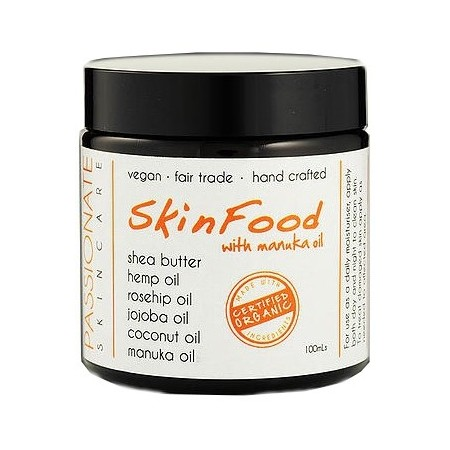Passionate Skin Care 'Vegan SkinFood' Moisturiser/Balm 100ml