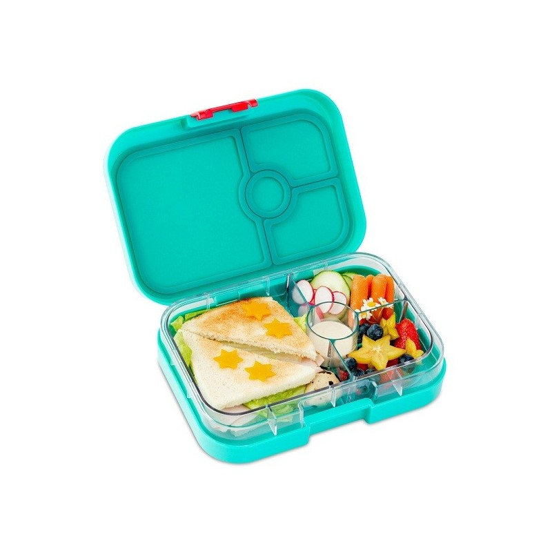 yumbox original bento lunch box yumbox leak proof lunch box green australia buy online yumbox. Black Bedroom Furniture Sets. Home Design Ideas