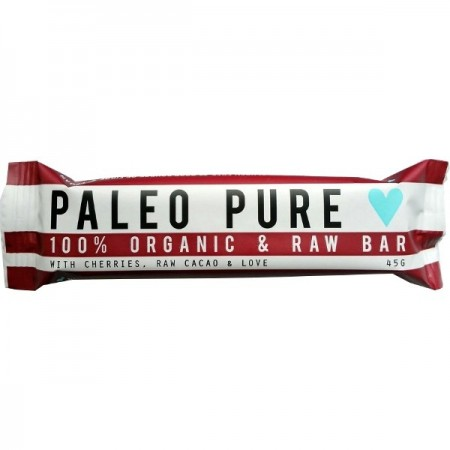 Paleo Pure Bar Cherry & Cacao 45g