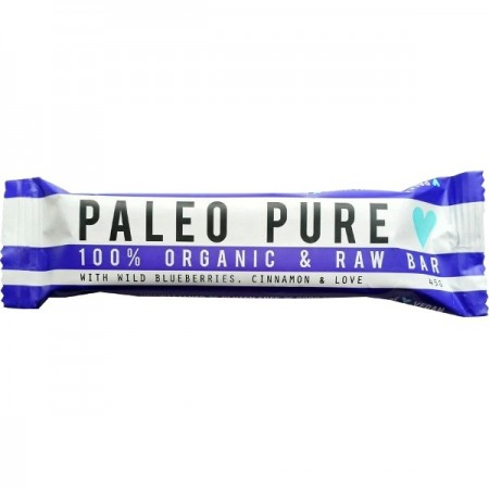 Paleo Pure Bar Blueberries & Cinnamon 45g