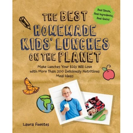 Best Homemade Kid's Lunches on the Planet