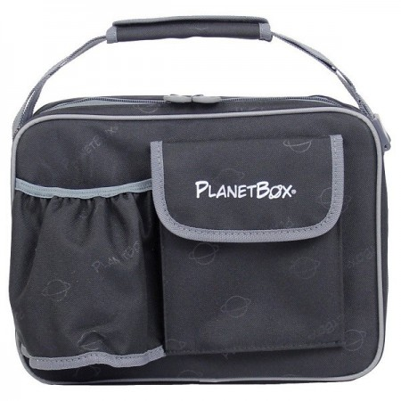Planetbox Rover carry bag - black