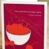 Buy PG greeting cards - one cannot have too...